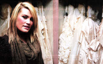 b699dec9423 KATIE Patterson is co-owner of Petticoat Lane Bridal Boutique