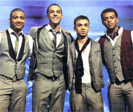 JLS ready to fight for X Factor future   Lisburn com