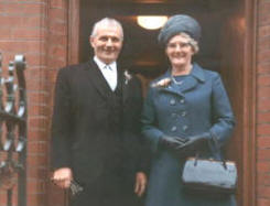 he late Robert and May Graham, founders of Graham's Home Bakery, Dromore.