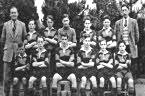 Lambeg Primary School Football Team thought to be around 1950/51