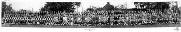 Friends School Lisburn Pupils and Staff 1950 (535 people)