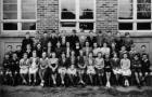 Central School picture taken 1943\44 (Jean Kelly nee McCloy)? Submitted by Thomas McKay